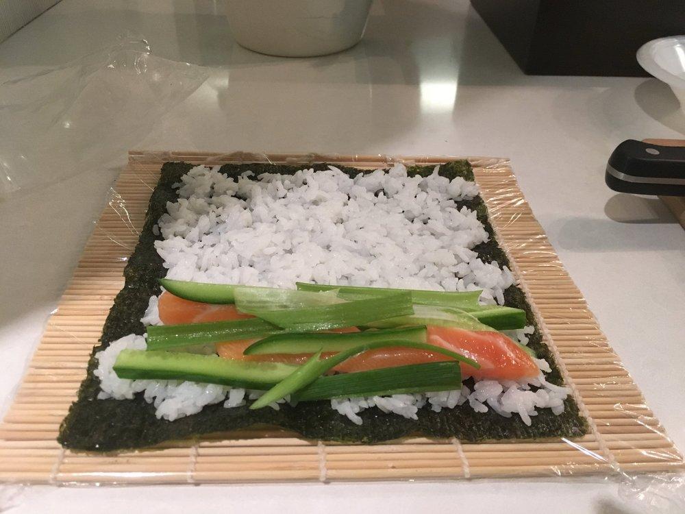 Sushi Making Class NYC