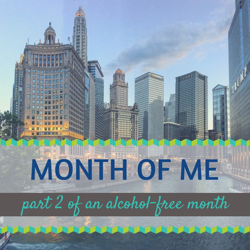 Alcohol Free Month