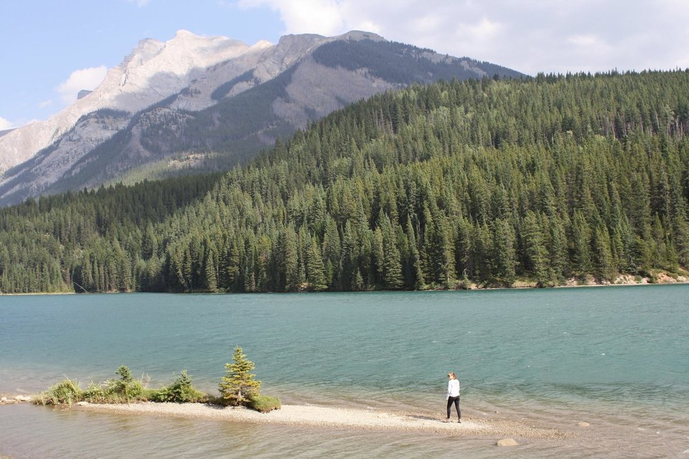 Two Jack Lake Banff