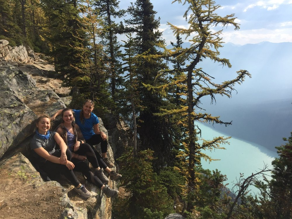 Big Beehive Hike Lake Louise