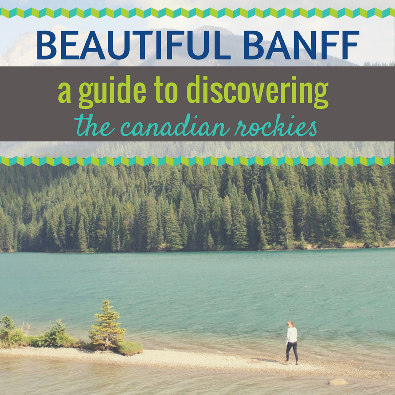 Discovering the Canadian Rockies