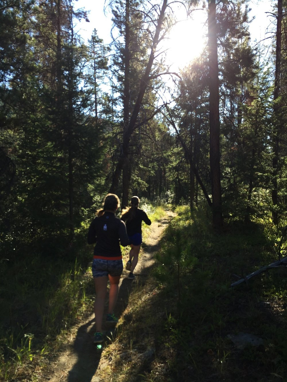 Jasper Trail Running