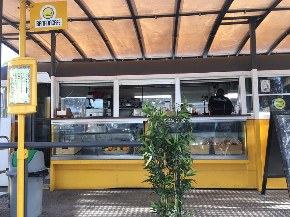 Bananacafe Belem Portugal
