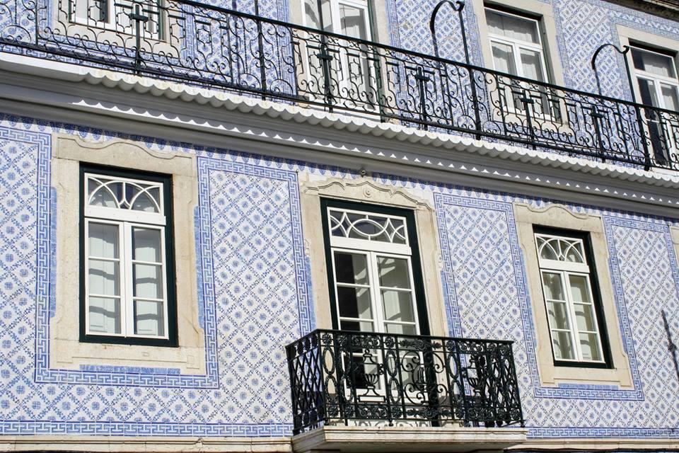 Lisbon Portugal Tiles