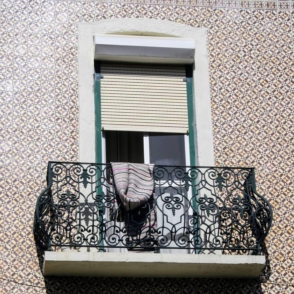 Lisbon Tilework