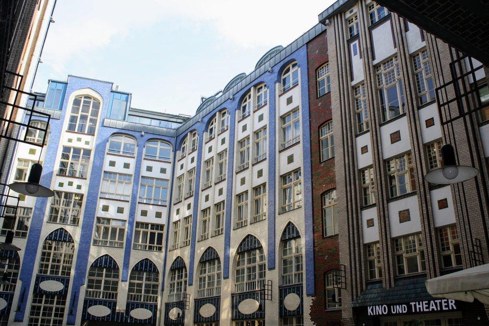 Hackesche Hofe Berlin