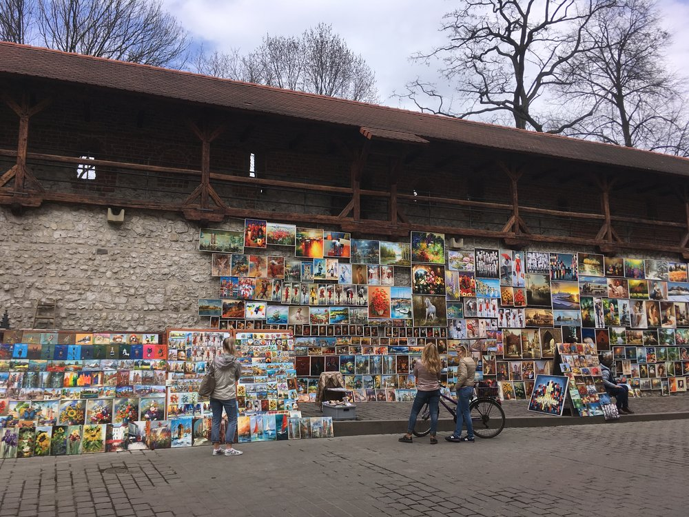 Krakow Art