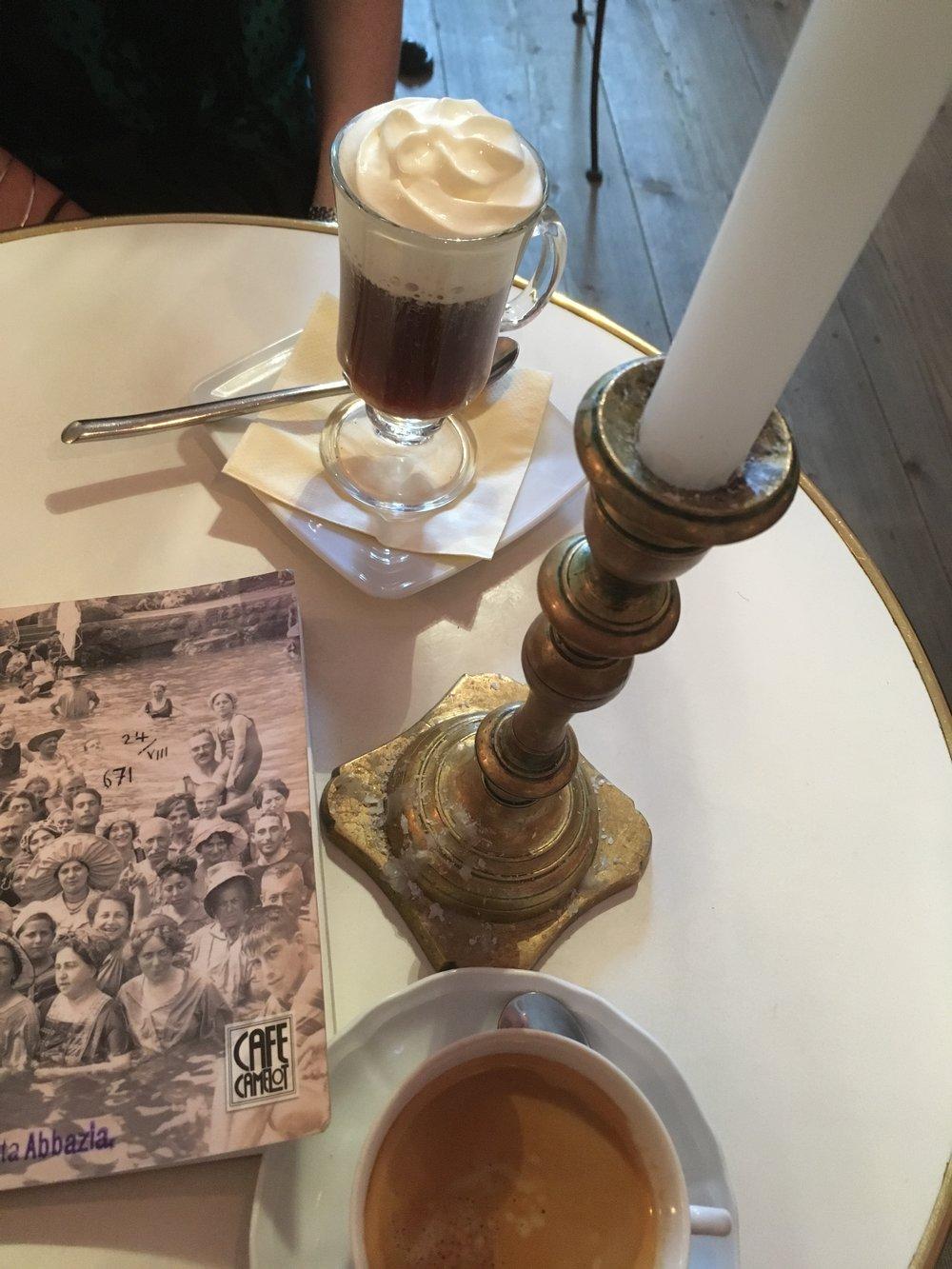 Camelot Cafe Krakow