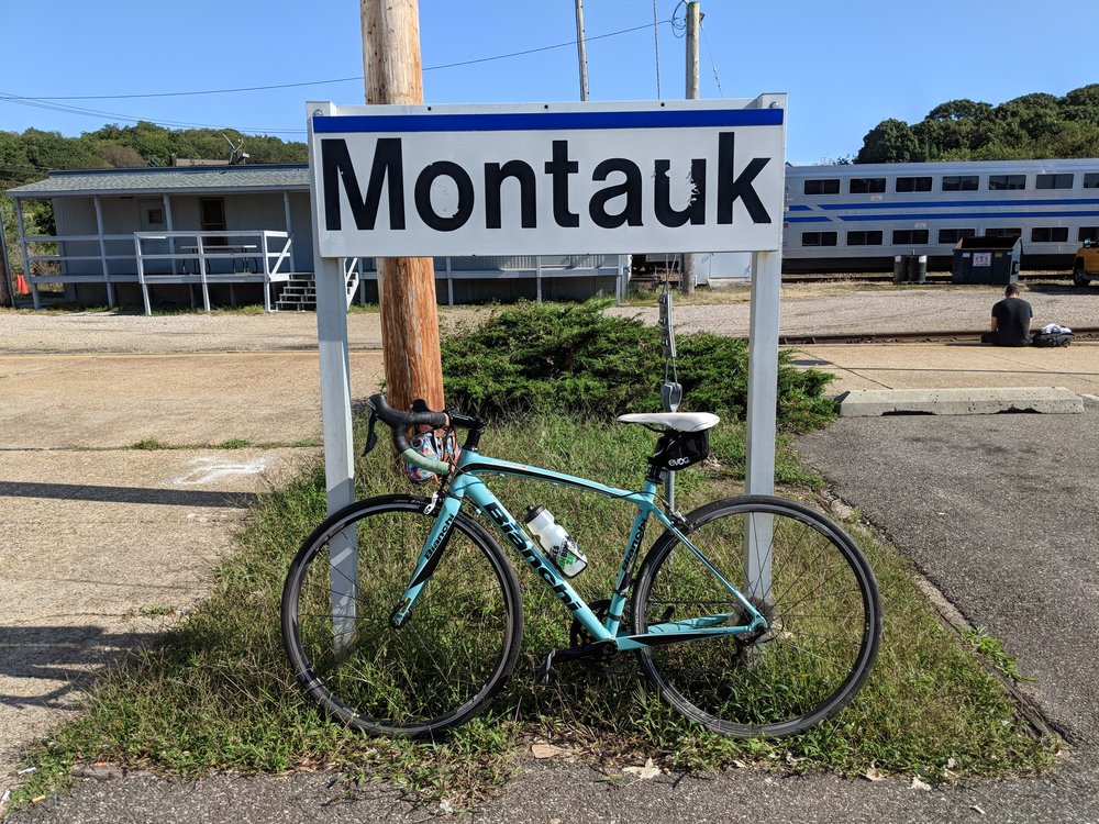 Montauk Cycling