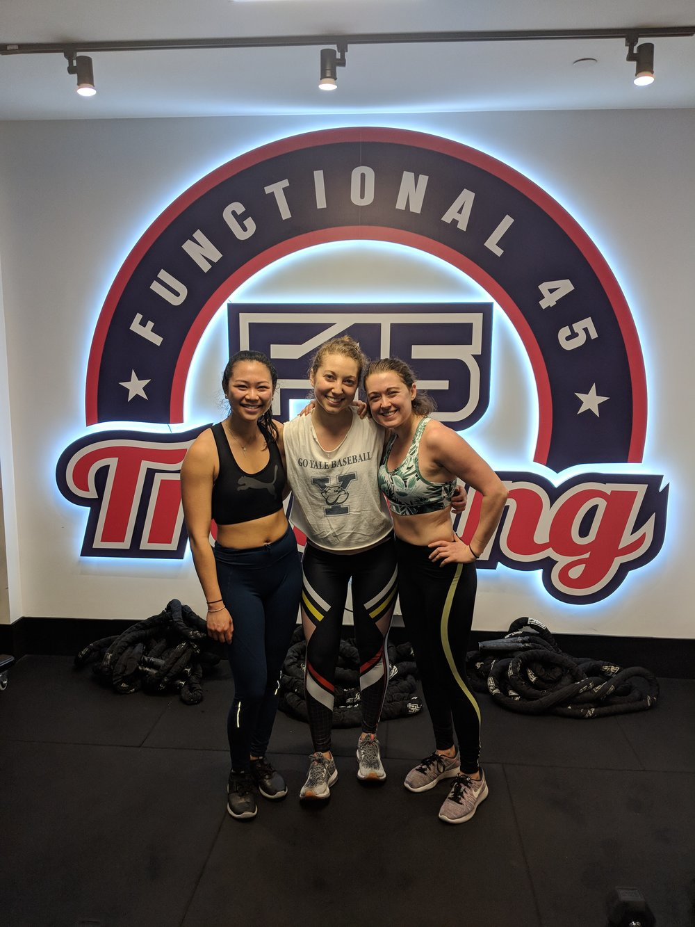 F45 Fitness Review