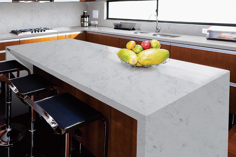 Countertops — Santa Monica Kitchen + Bath