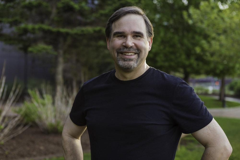 Author David A. Kelly