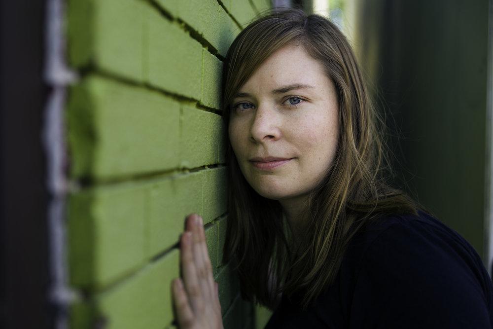Comedian Kate Procyshyn