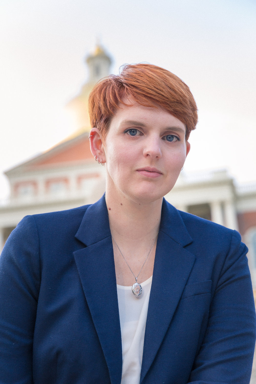 Criminology professor Rebecca Stone
