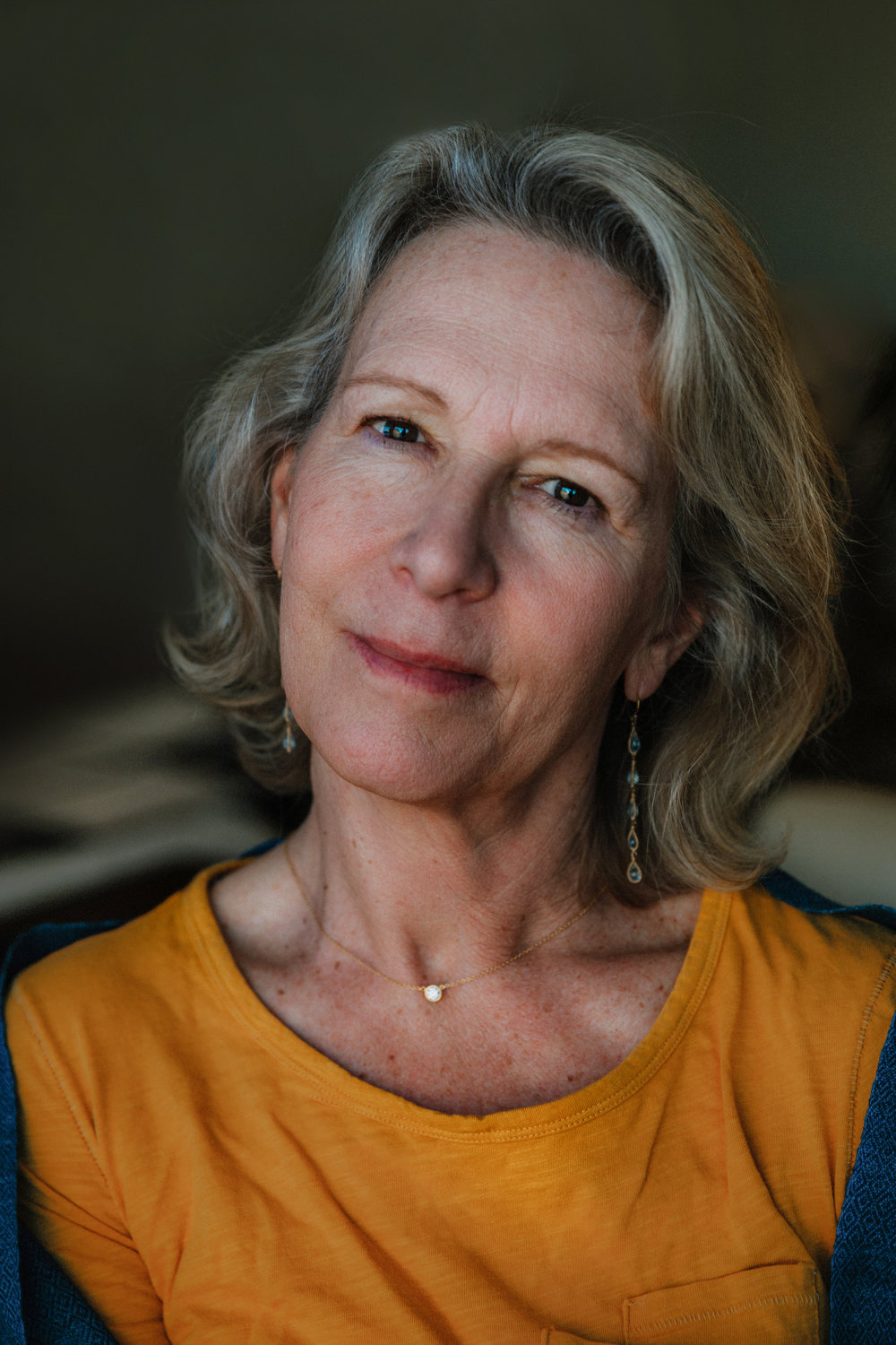 Author and documentary filmmaker Mary Copp