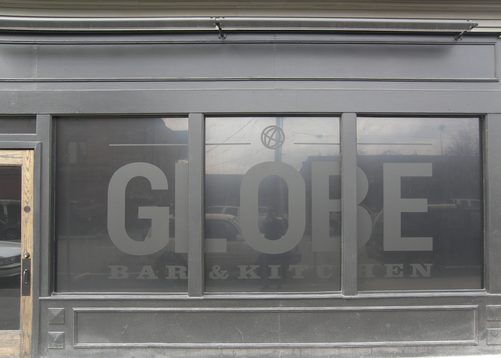 The Globe Window Graphics