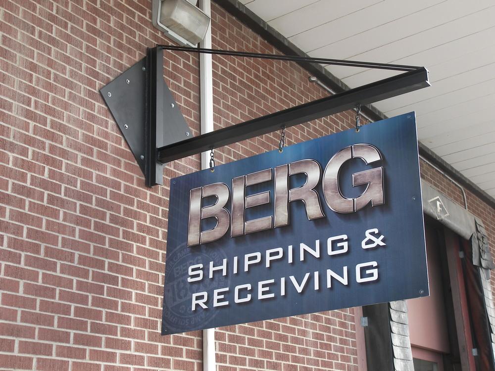 Berg Companies Sign