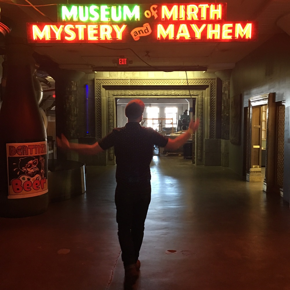 City Museum St. Louis Museum of Mirth, Mystery, & Mayhem