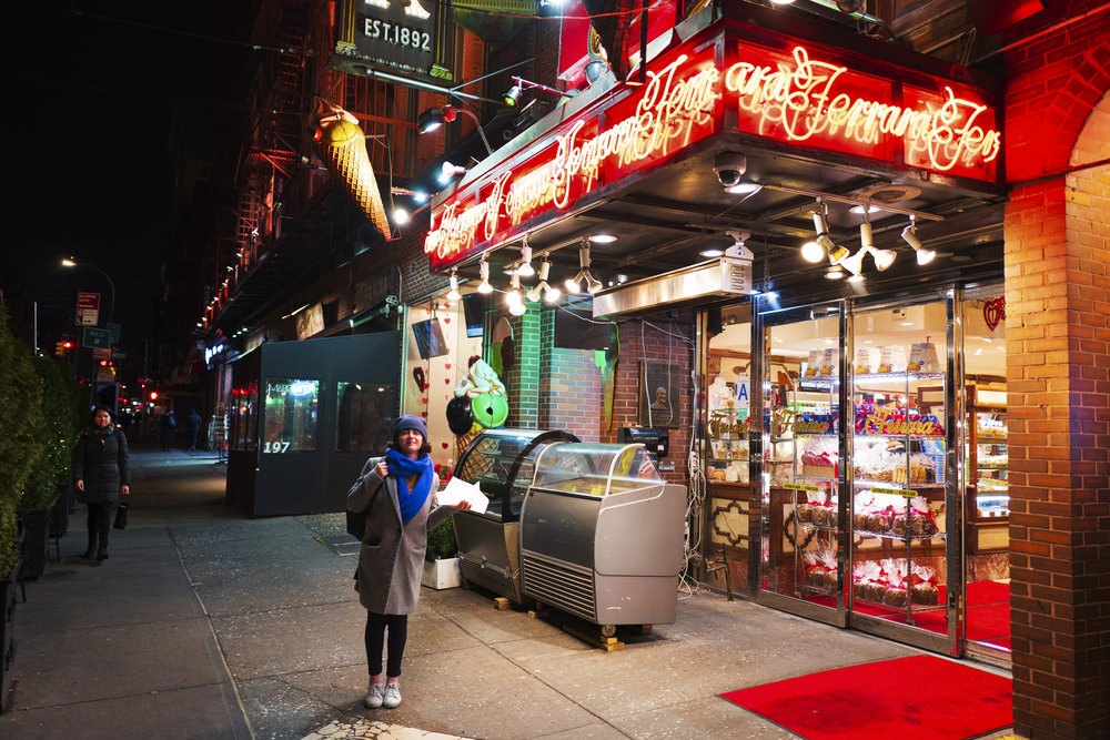 New York, NY - Edited in Photoshop
