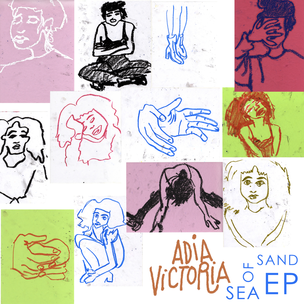 Adia Victoria Sea of Sand EP