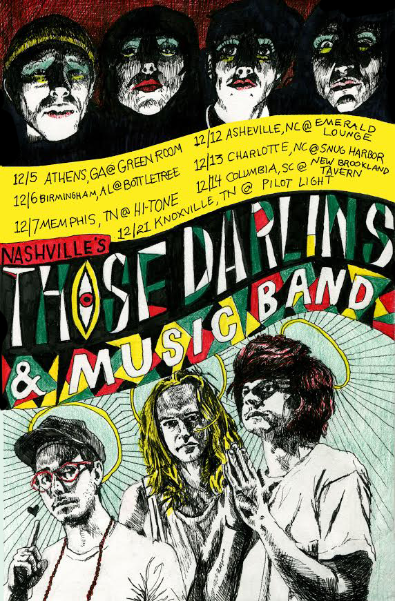 Those Darlins & Music Band
