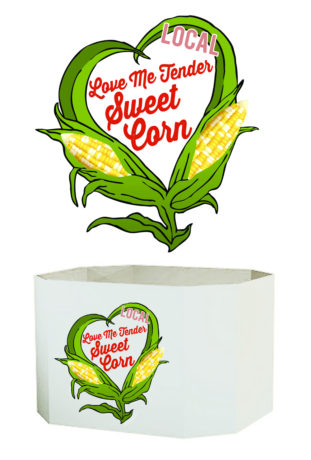 Love Me Tender Sweet Corn