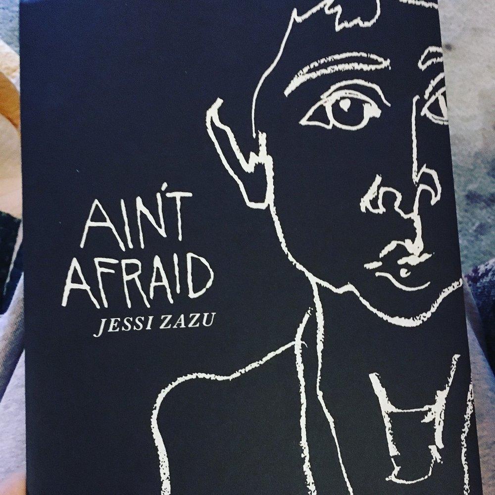 Ain't Afraid Zine