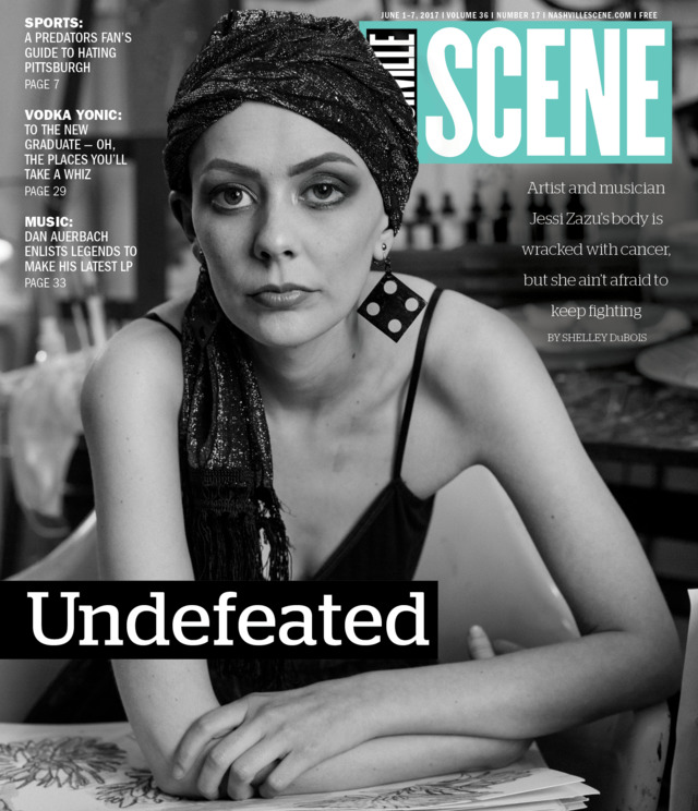 Undefeated Nashville Scene Cover