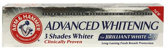 Common Whitening Toothpaste