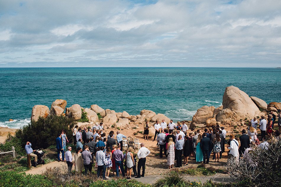 port elliot wedding