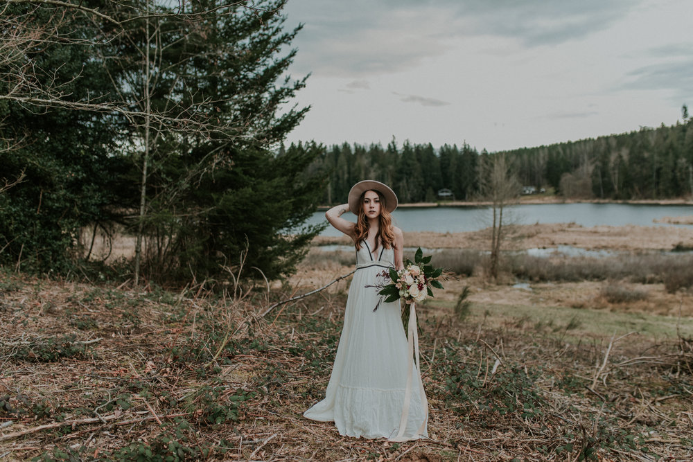 moody seattle wedding