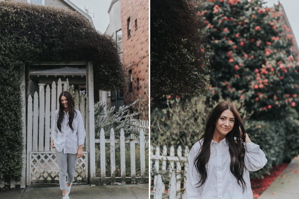 seattle spring blogger