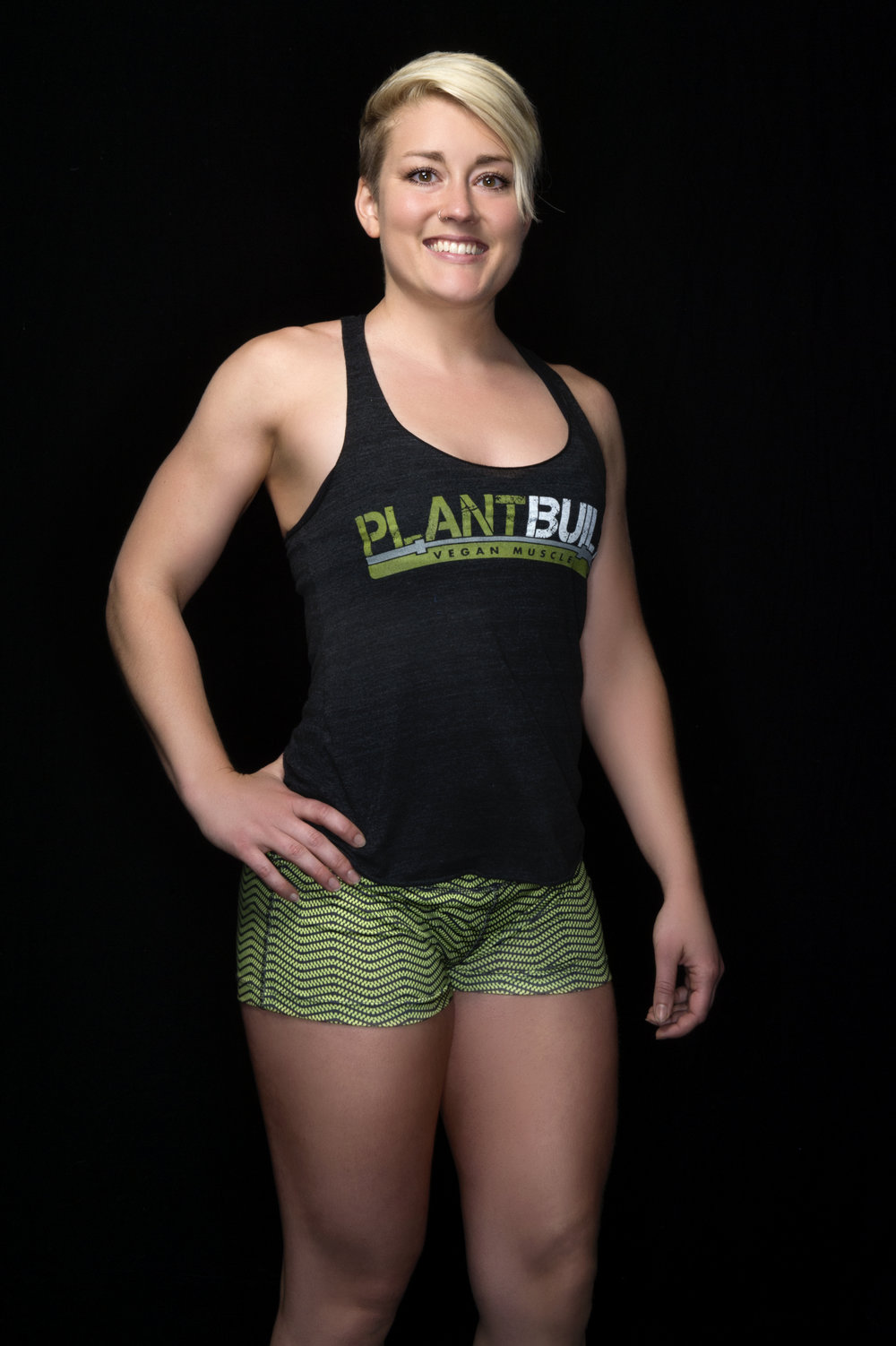 Lindsay Morgan - Strength Training | Acro Yoga | Plant-Based Nutrition