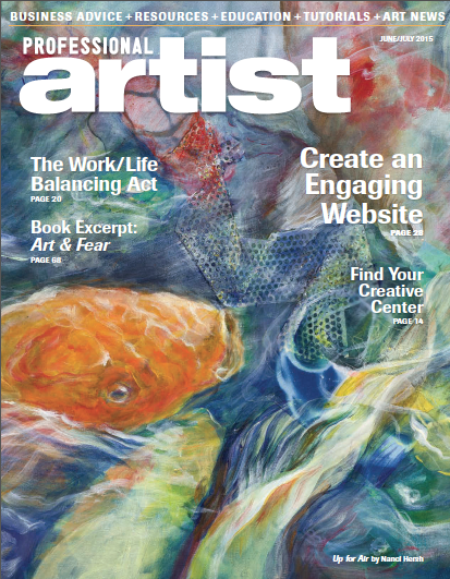 Create Your Website as a Virtual Home  in  Professional Artist
