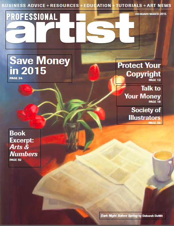 How to Become Financially Literate in Professional Artist