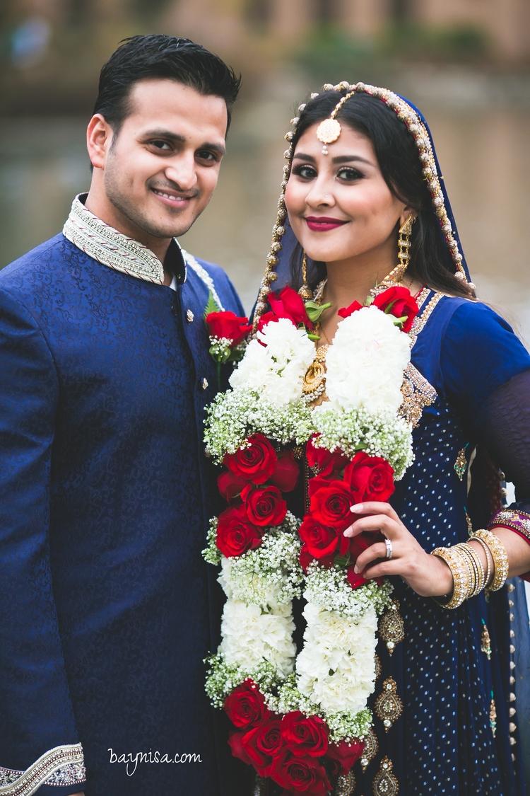 Bridal Wedding Garland