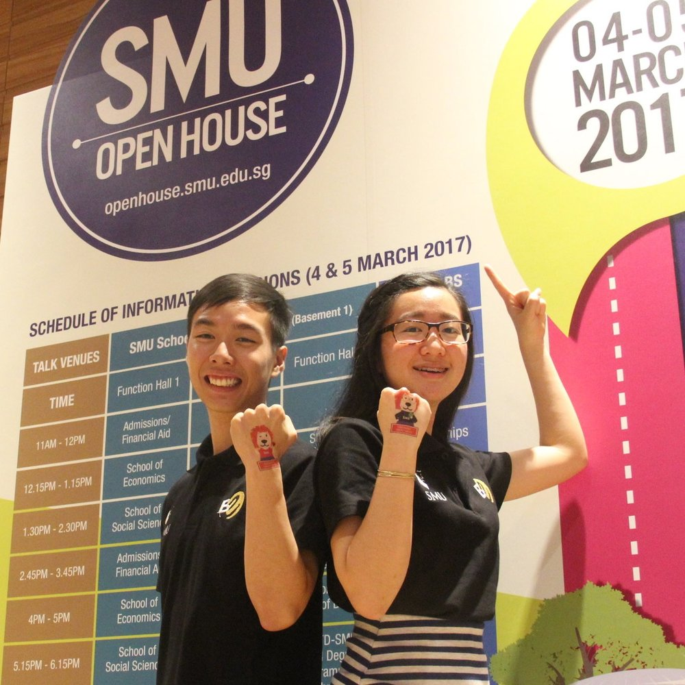SMU Open House -