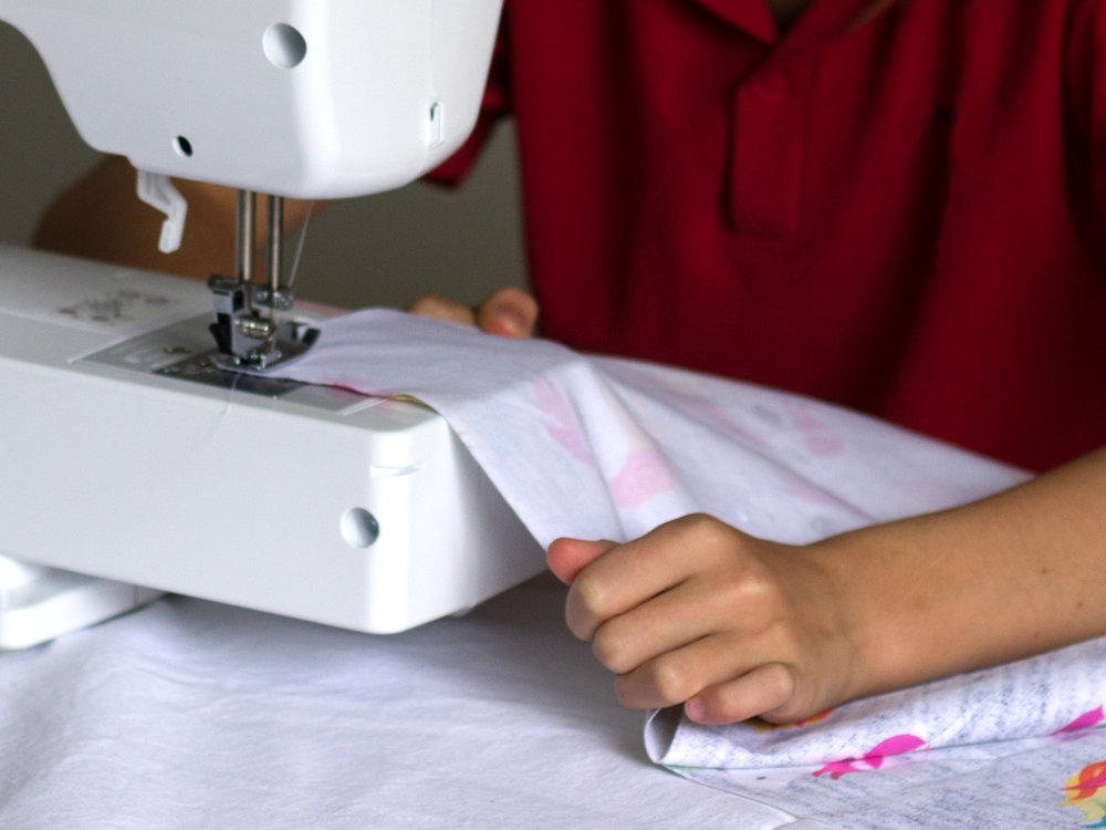 Sewing School for Teens - Have fun sewing in this weekly class for 13-15 year olds.Complete beginners and those with some experience are all welcome.