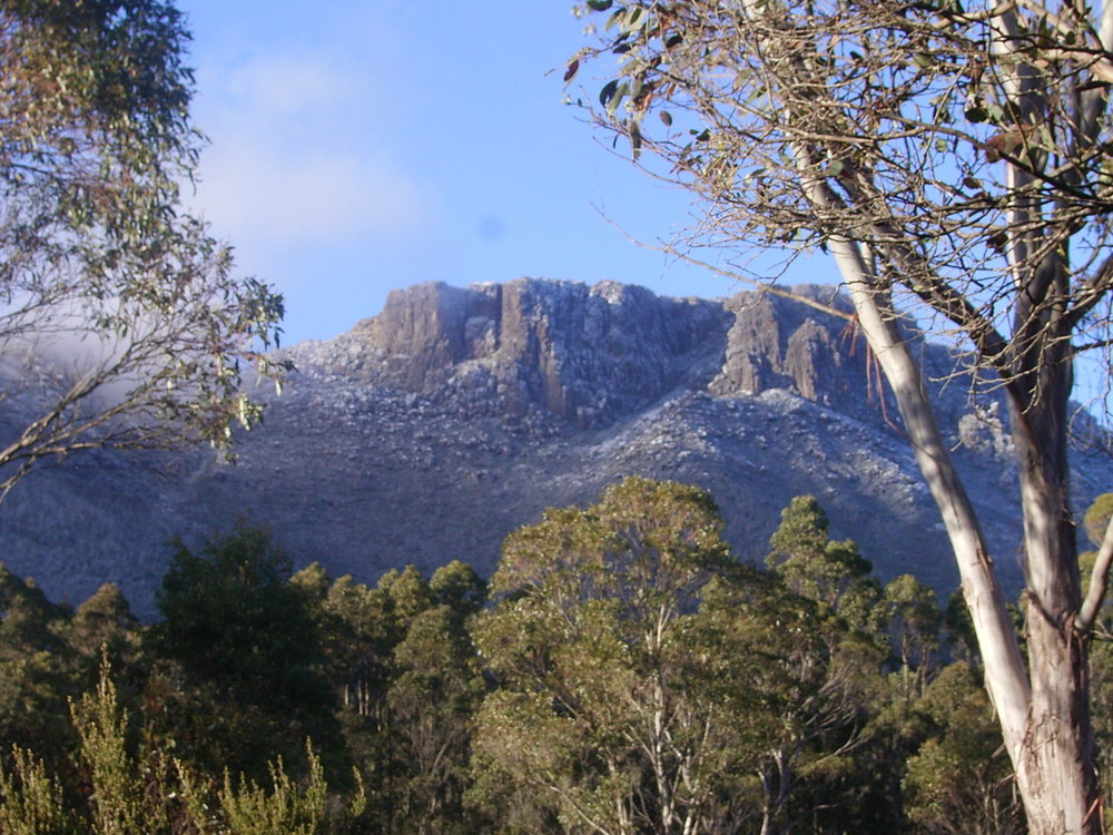 Mount Olympus Tasmania: ms.akr