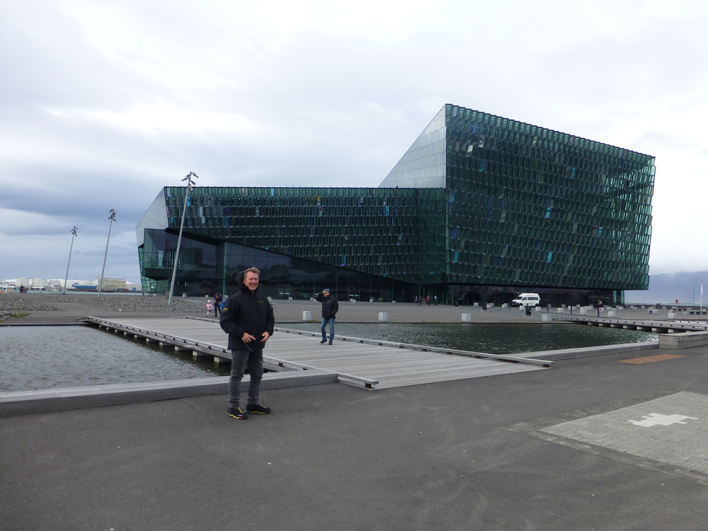 Harpa - Reykjavik's concert hall and conference centre