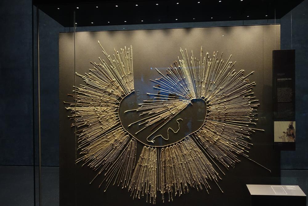 Inca Knotted Calendar