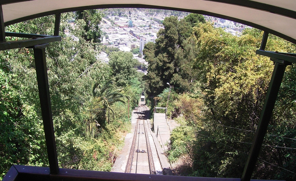 On the Funicular