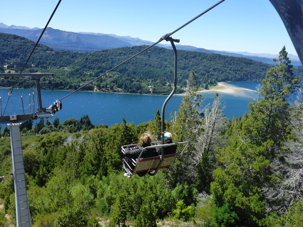 Cerro Campanario Chairlift