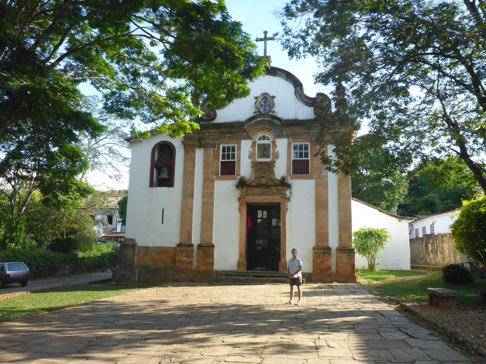 Igreja Nossa Senhora Rosario dos Pretos