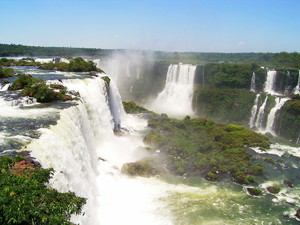 Iguazu Falls (From our 2007/8 trip)