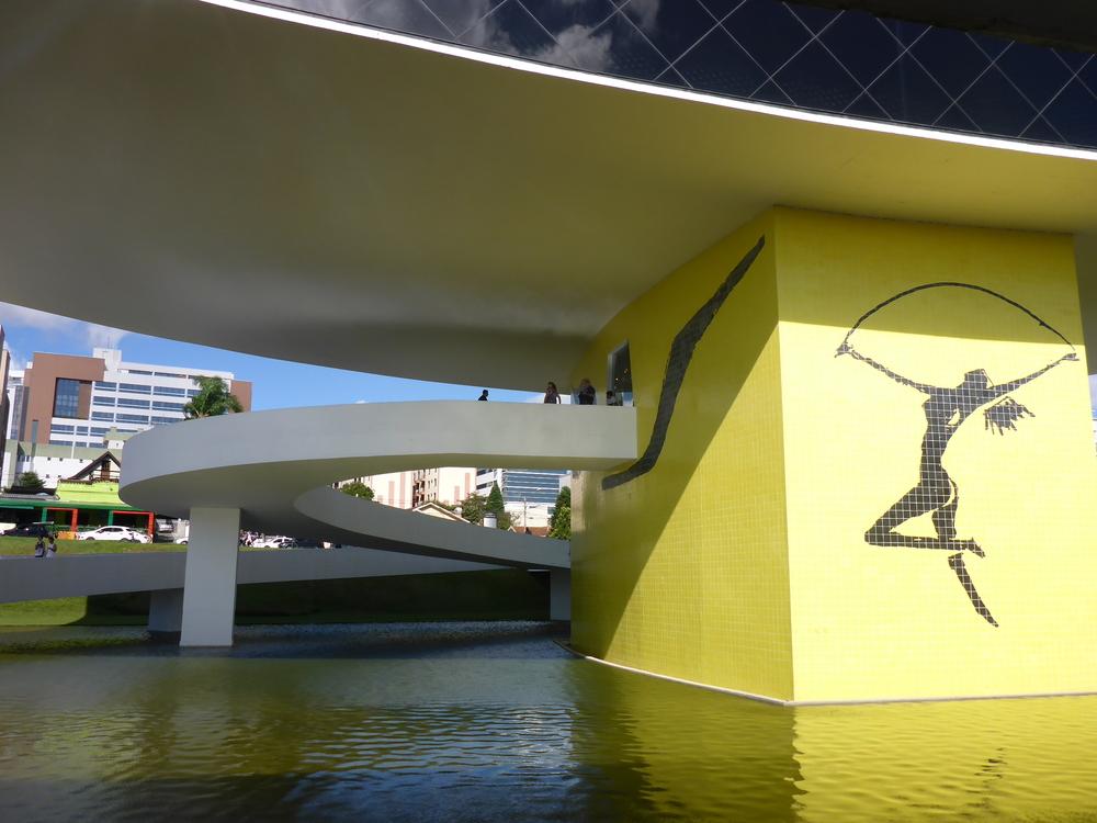 museu Oscar neimeyer