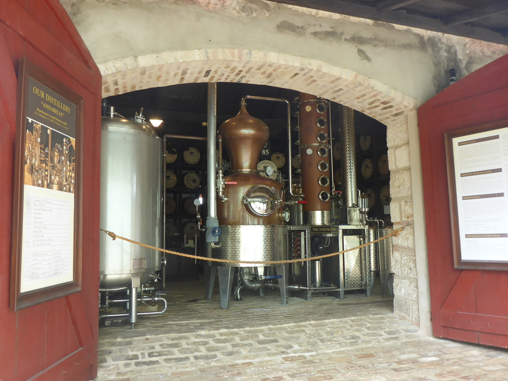 the distillery, st Nicholas abbey