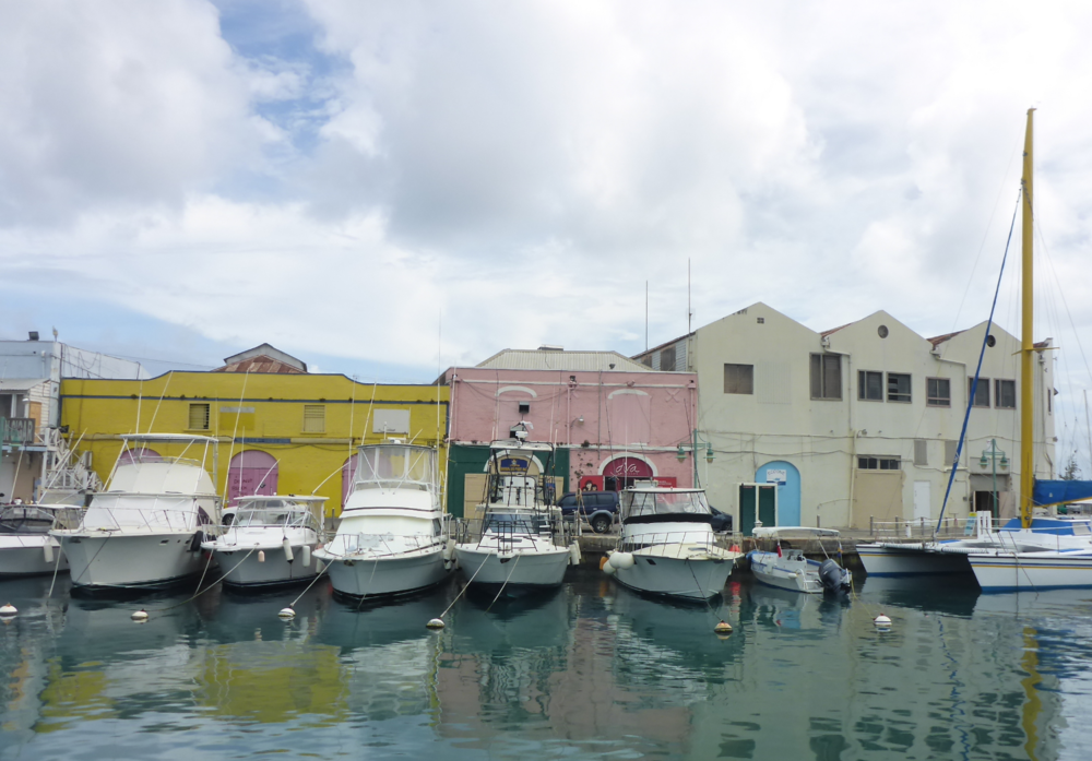 harbour, bridgetown