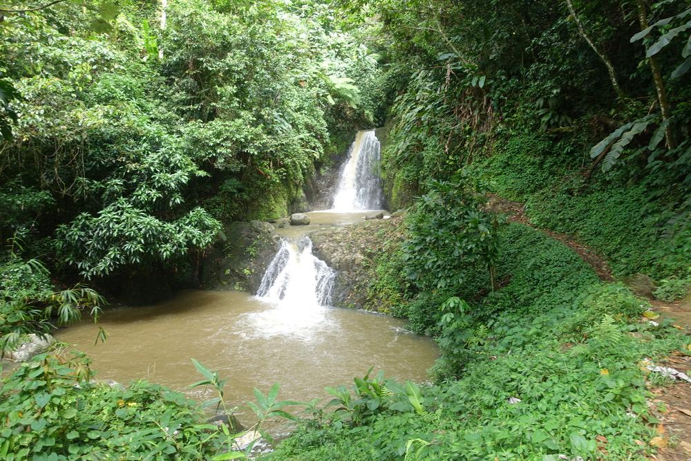 st Margaret's falls