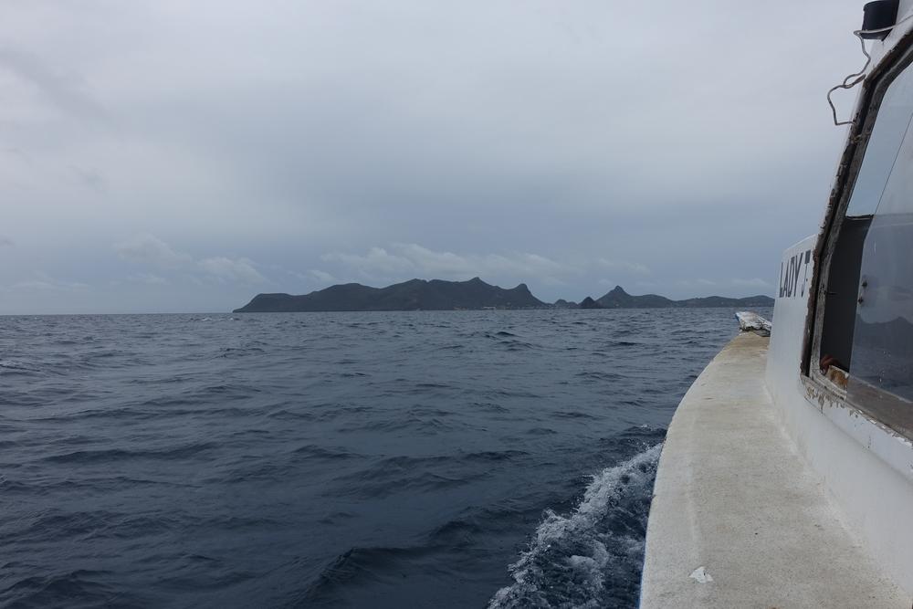 union island here we come